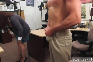 The big boss phoenix MILF sells her husband's stuff for bail