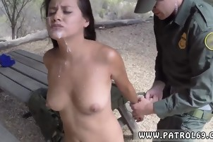 Fake cop black and police woman bondage and fucked xxx Agent