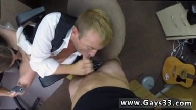 Straight men gay porn moaning with cum shots Groom To Be, Gets Anal