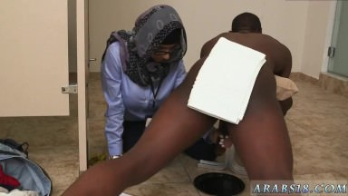Arab 18 and Black vs White, My Ultimate Dick Challenge.