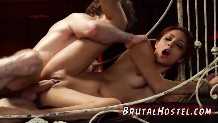 German mature rough Poor lil' Jade Jantzen, she just wished to have a fun