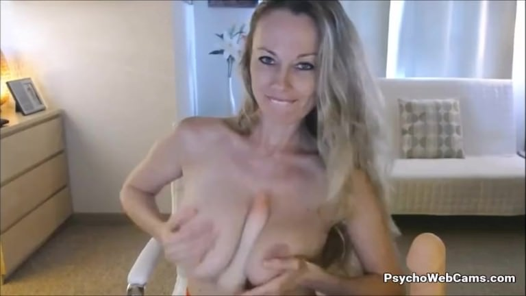 MILF Perfect Tits She is Anal Queen of Porn