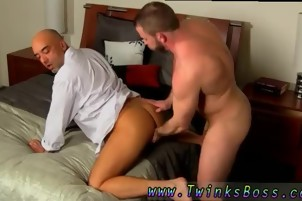 Gay erected dick photo first time Colleague Butt Banging!