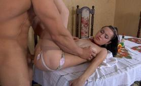 """Veronica&Nicholas sexy nylon movie"
