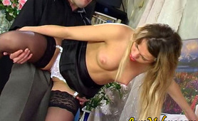 """Maria&Monty awesome nylon action"