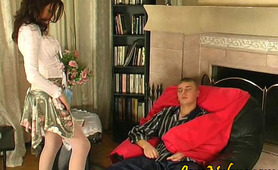"""Elsie&Patrick hot nylon movie"