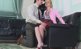 """Florence&Adam sexy nylon video"