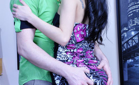"""Veronica&Rolf naughty stockings games"