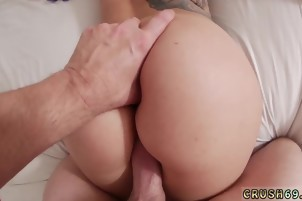 Daddy fucks pregnant comrade's daughter first time Money Hung