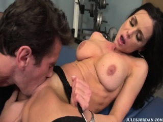 Busty Mommy Likes To Be Fucked Hard