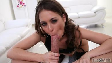 Horny Riley Reid is hungry for hard cock