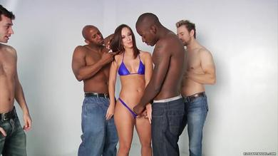 Jada Stevens pictures with boys