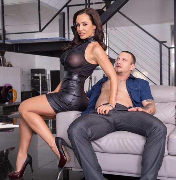 Lisa Ann, Mr. Pete - MILF Lisa Ann: buttfuck Fuck Titty sperm (EvilAngelcom/2018/HD).