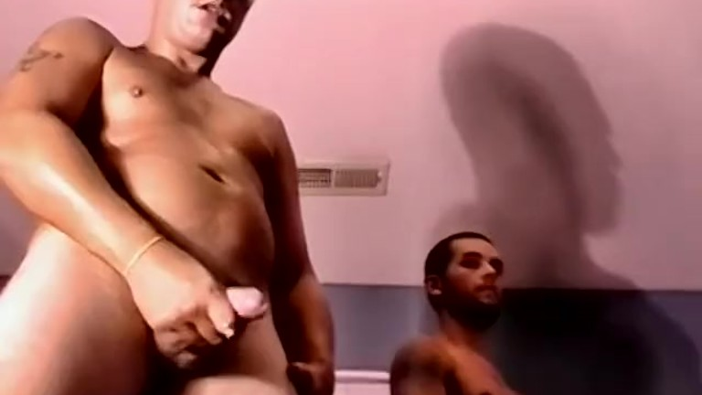 Gay inexperienced gangbang tape three inexperienced Boys Get Some Help