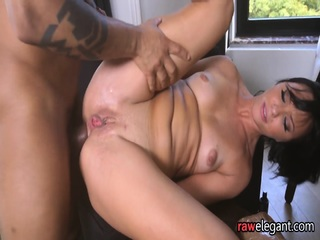 Raven Babe Gets Her Tight behind pounded