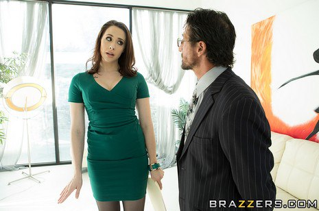 brazzers hefty mounds at work her very first hefty sale 2