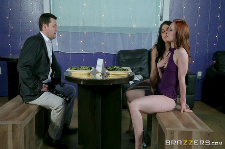 brazzers brazzers exxtra going in blind