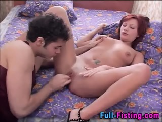 Teen Fisted And Fingered