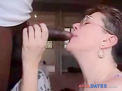 Slut mature white wife lets hubby tape her fucking bbc