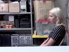 Regret always comes too late for shoplifting cute petite teens on GotPorn 11221262