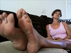 Foot Worship Instructions JOI for BNP Men by Hazel Blonde on GotPorn 11150172