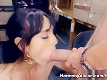 Franki Rider in Eager To Satisfy The Boss HarmonyVision