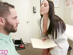 Trickery Doctor Angela White fucks the wrong patient on GotPorn 11266860