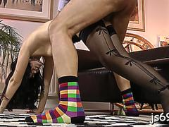 Engaging brunette maid ava gets cave licked on GotPorn 10988600