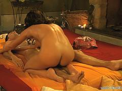 Intimate Explorations To Relax Him on GotPorn 11305396