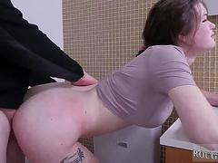 Tit fuck compilation Punish my 19 yearold bum and mouth on GotPorn 11288070