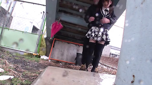 Nerima Girl Alley Tsurekomi Obscene Video IBW 567z