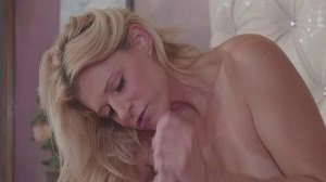 India Summer Blonde milf India Summer fucks her big cock stepson E67