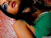 Mind blowing girls Yuri Luv and Charmane Star are pleasuring one another in a tasty lesbi action
