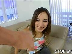 Classy brunette kitty amber rayne feels phallus in cooter on GotPorn 11463140