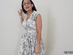 Blowjob dick Because he wanted to pulverize his stepmom on GotPorn 11472374