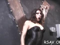 Glorious girlfriend inserts a sex toy in her love tunnel on GotPorn 11472946