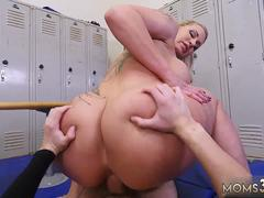 Mom learn allys daughter and ally touches Dominant MILF Gets A Creampie After Anal Sex on GotPorn 11480606