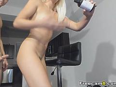 Delicious Blonde Gets a Nice Pussy Pounding on GotPorn 11478374