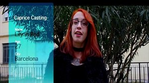 Lilyan Red Caprice Casting Lilyan Red
