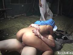 Arab egypt first time Sneaking in the Base on GotPorn 11497846