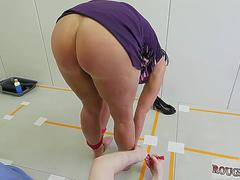 Ts dominates guy and bdsm punishment Talent Ho on GotPorn 11480698
