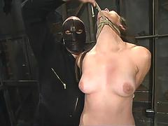 Bobbi starr is manhandled bound whipped made to suck cock n fingered on GotPorn 11486462