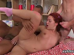 Doc looks hymen physical and virgin chick drilling on GotPorn 11525858