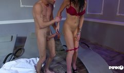 Laura Fiorentino And Her Special Treatment For Cock