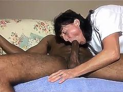 Amazing amateur white wife takes BBC in all holes on GotPorn 11684958