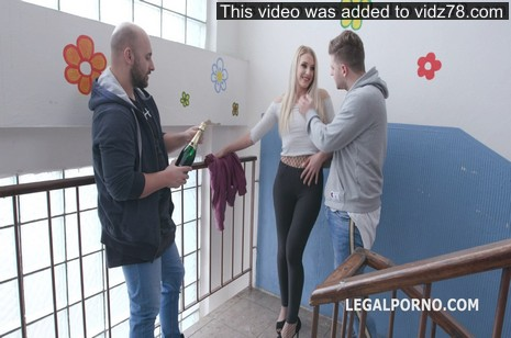 Legalporno Giorgio s Lab Pickup Anal Party Diane Chrystall gets 2on1 Balls Deep Anal and DP Gapes Swallow GL030