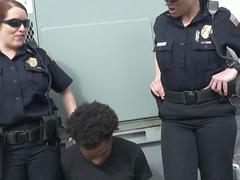 Black thug banging the COPS outdoors with his BIG BLACK COCK on GotPorn 11702508