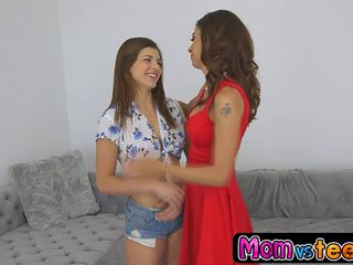 Leah Gotti Get Its On With Her Stepmum And Her Boyfriend