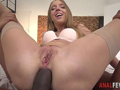 Anally fucked babe jizzed on GotPorn 11726170