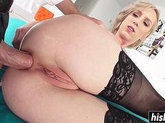 Fat dick destroys her tight ass on GotPorn 11728098